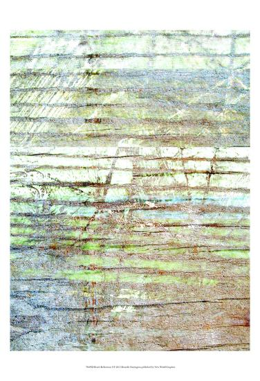 Beach Reflections I-Danielle Harrington-Art Print