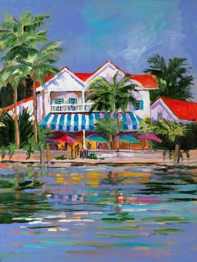 Beach Resort I-Jane Slivka-Premium Giclee Print