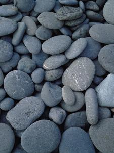 Beach Rocks on Rialto Beach, Olympic National Park, Wa