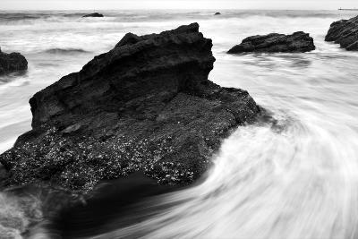 Beach Rocks-PhotoINC-Photographic Print