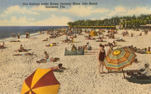 Beach, Sarasota, Florida