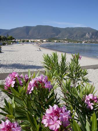 Beach Scene, Alykanas, Zakynthos, Ionian Islands, Greek Islands, Greece, Europe-Frank Fell-Photographic Print