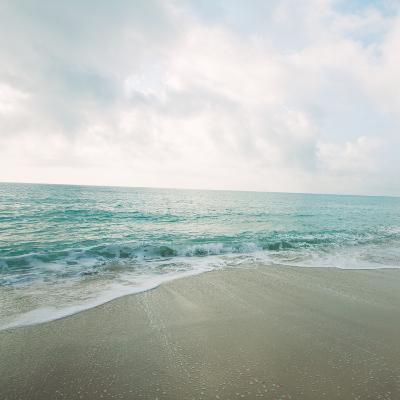 Beach Scene II-Susan Bryant-Photographic Print