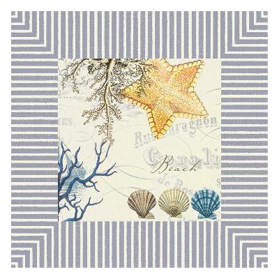 Beach Star-Elizabeth Jordan-Art Print