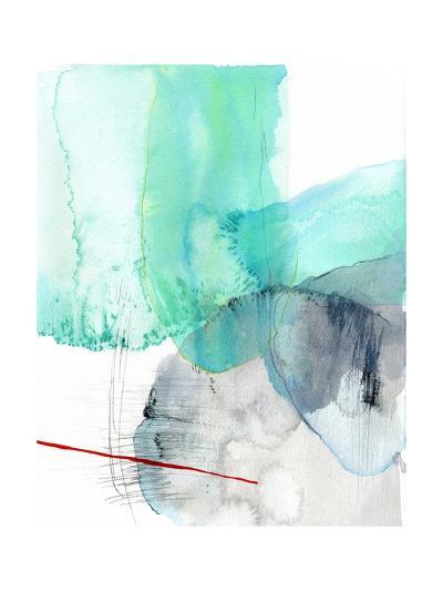 Beach Study 1-Elisa Sheehan-Art Print