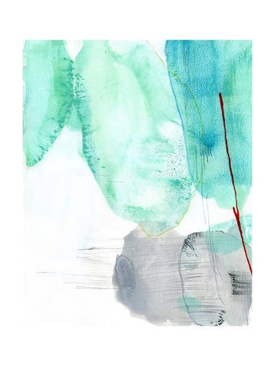Beach Study 2-Elisa Sheehan-Art Print