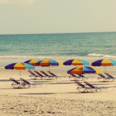 Beach Trip I-Gail Peck-Art Print