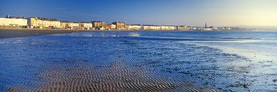 Beach, Weymouth, Dorset, England--Photographic Print