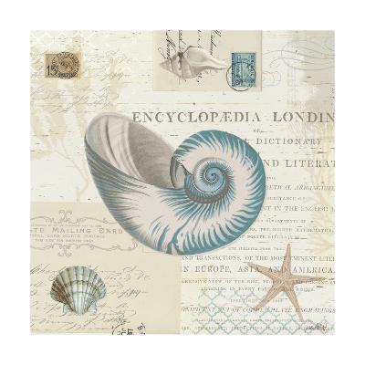Beach Wonders III No Butterflies-Katie Pertiet-Art Print