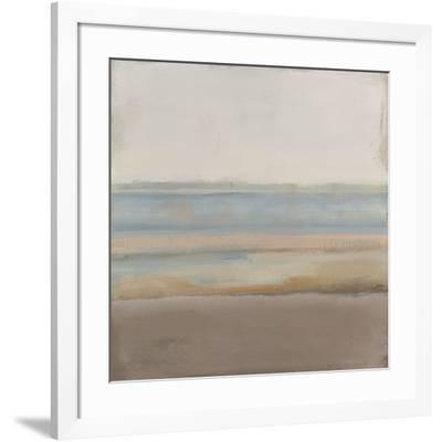 Beach-Maria-Framed Art Print