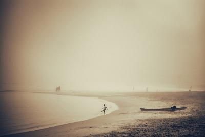 Beach-Pixie Pics-Photographic Print