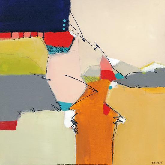 Beachcomber II-Joe DiGiulio-Art Print