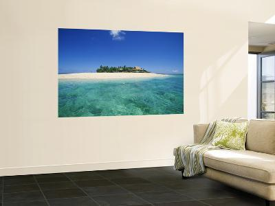 Beachcomber Island, Fiji-Douglas Peebles-Wall Mural