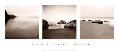 Beaches-Steven N^ Meyers-Art Print