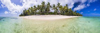 Beachfront at Royale Takitumu Luxury Villas, South Pacific Ocean-Matthew Williams-Ellis-Photographic Print