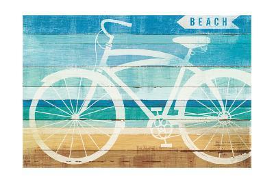 Beachscape Cruiser II-Michael Mullan-Art Print