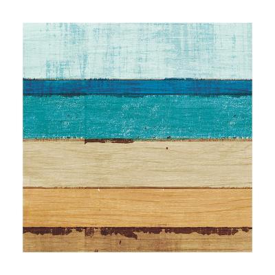 Beachscape III-Michael Mullan-Art Print