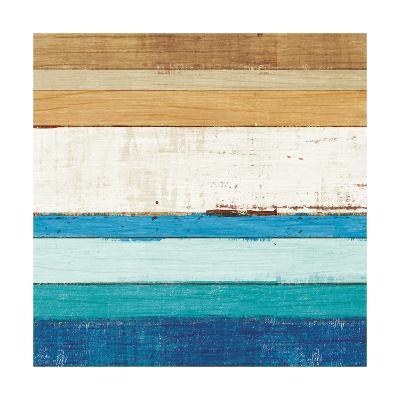 Beachscape IV-Michael Mullan-Art Print