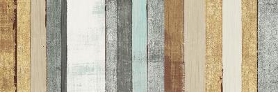 Beachscape VII Gold Neutral-Michael Mullan-Art Print