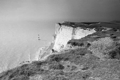 Beachy Head 1986- Tonks-Photographic Print