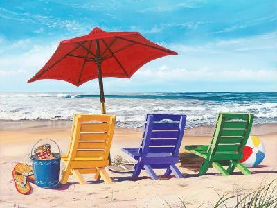 Beachy Keen-Scott Westmoreland-Art Print