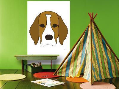 Beagle-Avalisa-Wall Mural