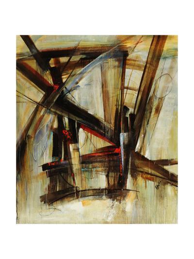 Beams-Farrell Douglass-Giclee Print