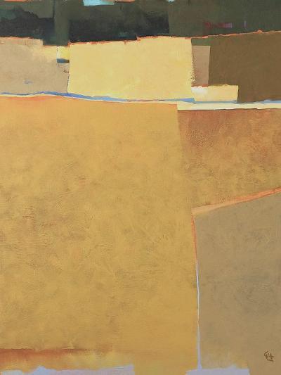 Bean Field-Greg Hargreaves-Art Print