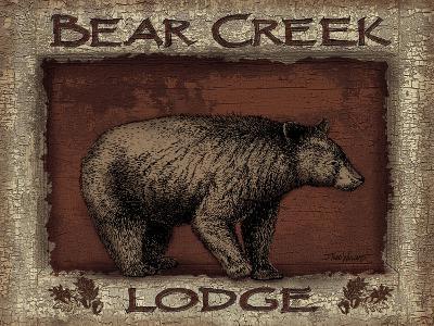 Bear Creek - Mini-Todd Williams-Art Print