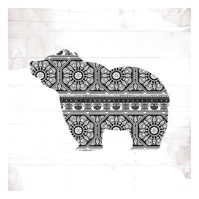 Bear Patterns-Jace Grey-Art Print
