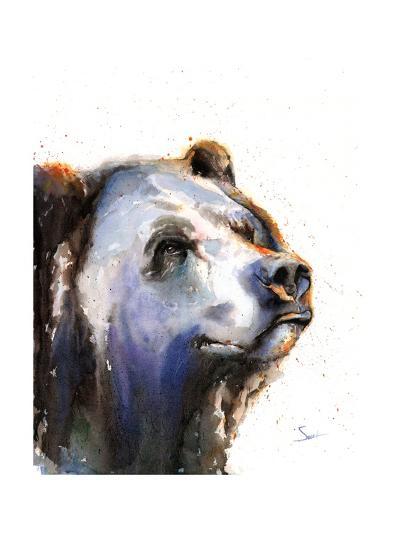 Bear Portrait-Eric Sweet-Art Print
