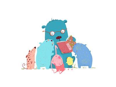 https://imgc.artprintimages.com/img/print/bear-reading-book-for-group-of-animal-kids-children-education-and-reading-child-learning-teacher_u-l-q1anl9g0.jpg?p=0