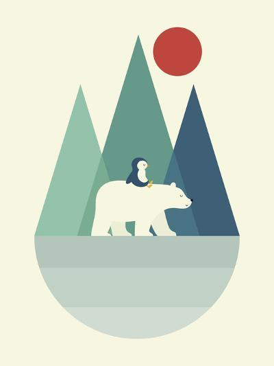 Bear You-Andy Westface-Giclee Print