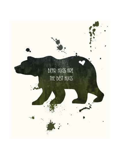 Bear-Anna Quach-Art Print