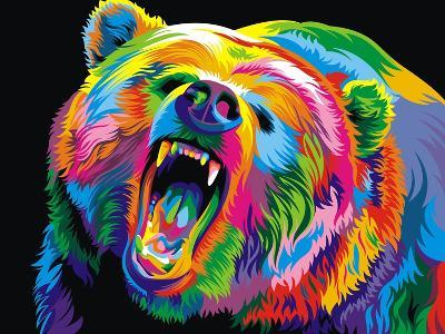 Bear-Bob Weer-Giclee Print