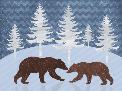 Bear-Erin Clark-Giclee Print