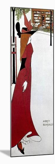 Beardsley: Poster Design-Aubrey Beardsley-Mounted Giclee Print