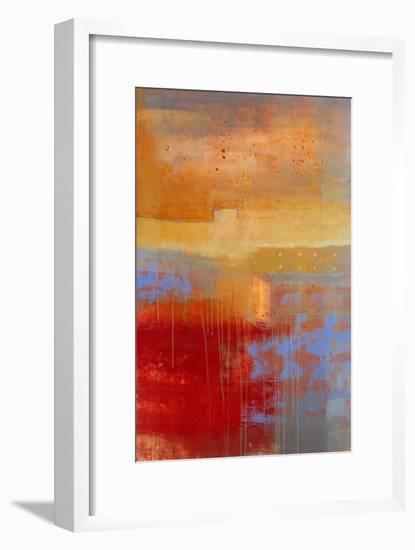 Beat Box II-Maeve Harris-Framed Premium Giclee Print