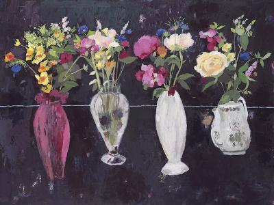 Beatrices Flowers Giclee Print By Charlotte Hardy Artcom