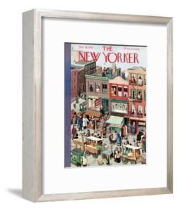 The New Yorker Cover - November 18, 1939 by Beatrice Tobias