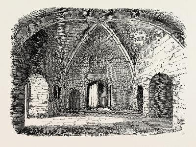 Beauchamp Tower: Prison in the Tower of London--Giclee Print