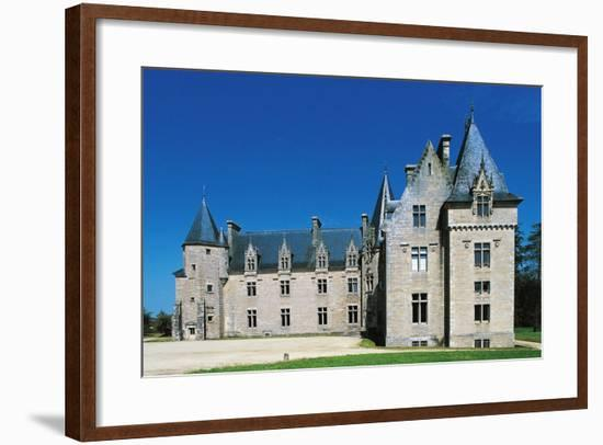 Beaumanoir Castle--Framed Giclee Print