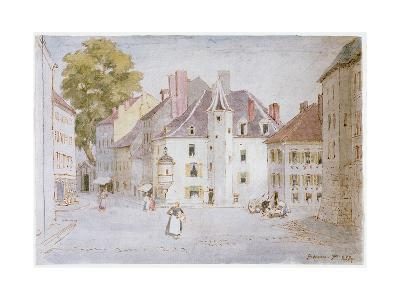 Beaune, 1902-Roger Eliot Fry-Giclee Print