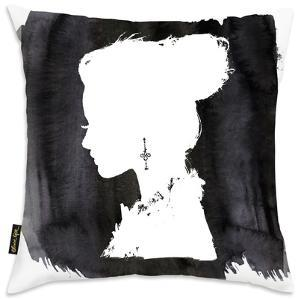 Beaute Throw Pillow