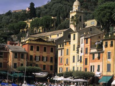 Beautifl Vista, Portofino, Italy-Bill Bachmann-Photographic Print