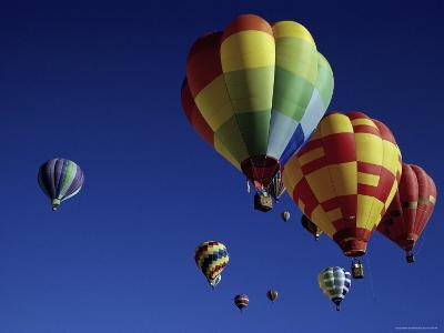 Beautiful Balloons--Photographic Print