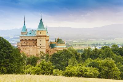 Beautiful Bojnice Castle-SerrNovik-Photographic Print