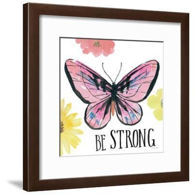 Beautiful Butterfly I-Sara Zieve Miller-Framed Art Print