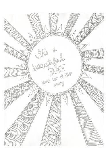 Beautiful Day-Pam Varacek-Art Print
