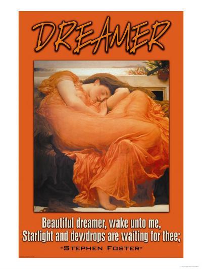 Beautiful Dreamer--Art Print